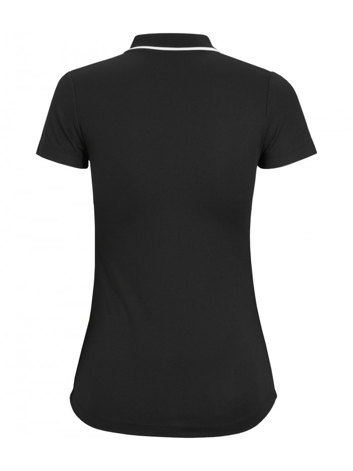 Dámské tričko Björn Borg Talise Polo černé