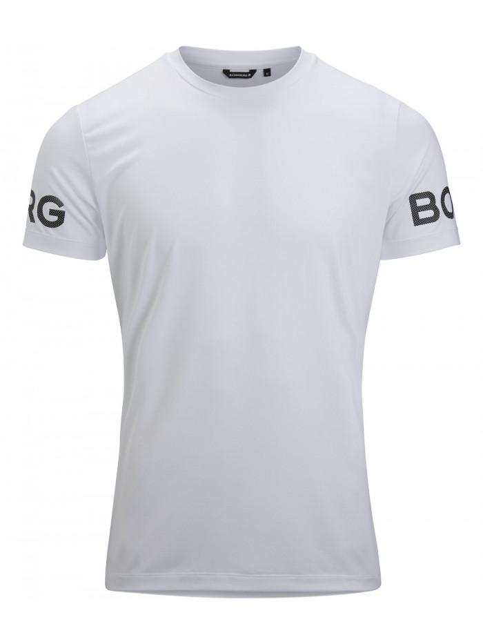 Tričko Björn Borg Tee Brilliant White bílé