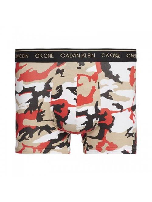 Pánské boxerky Calvin Klein CK One Army vícbarevní
