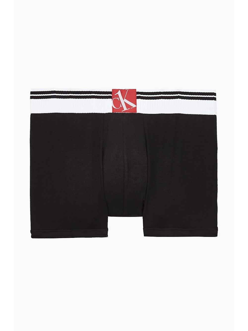 Pánské boxerky Calvin Klein CK ONE Red Logo černé