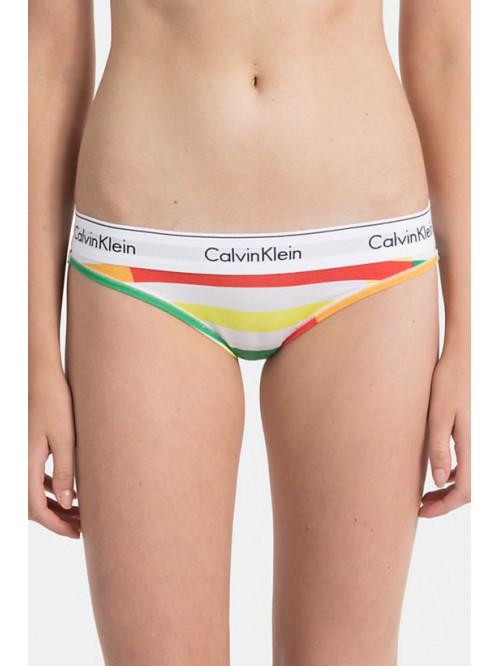 Dámské kalhotky Calvin Klein Modern Cotton Bikini vícebarevní