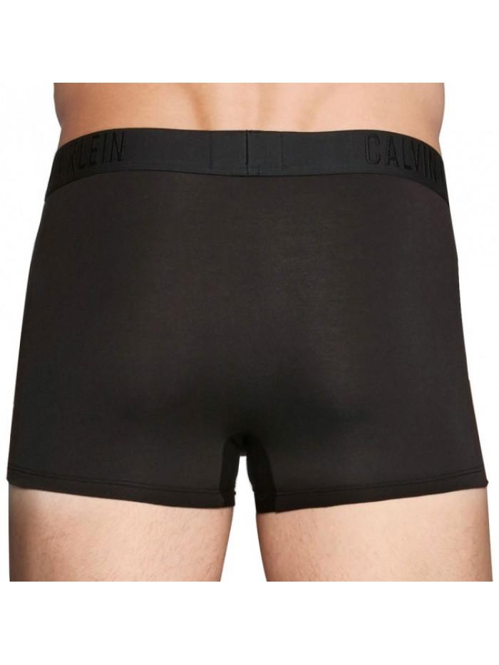 Pánské boxerky Calvin Klein Black Cotton černé