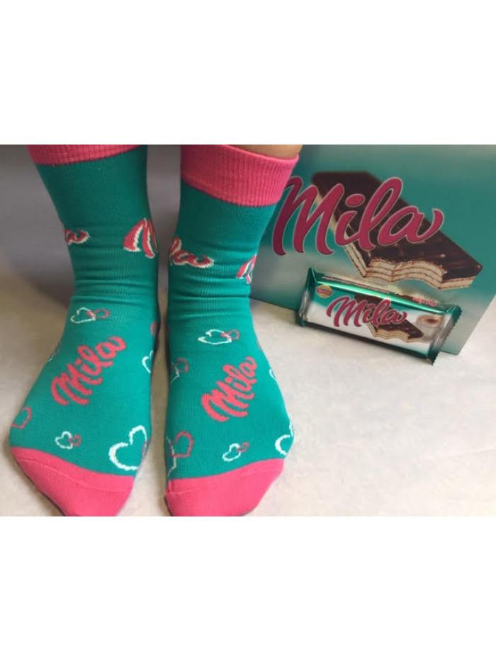 Ponožky MILA FunnySOX
