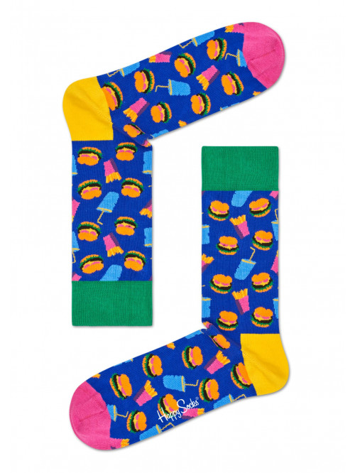Ponožky Happy Socks Hamburger