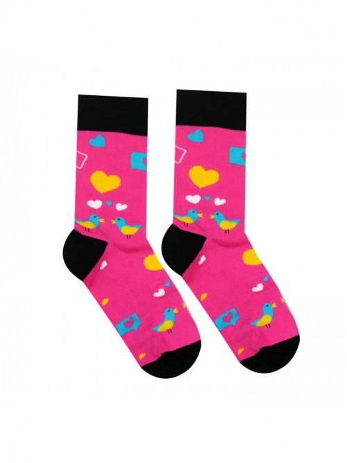 Ponožky Holubičky Hesty Socks