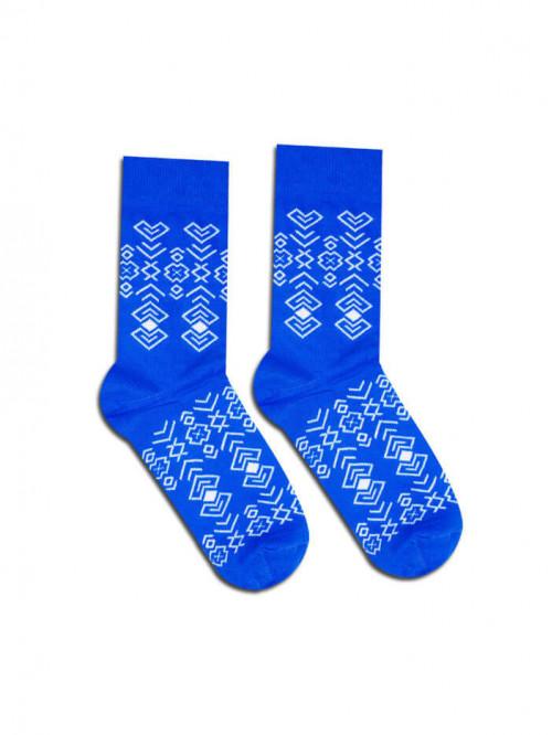Ponožky Čičman Modrý