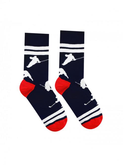 Ponožky Hokejista Hesty Socks