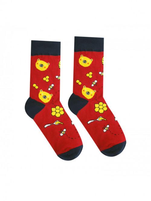 Ponožky Méďa Hesty Socks