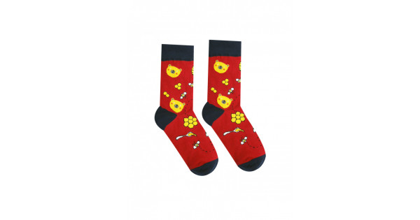 34dfeeb75 Ponožky Méďa Hesty Socks