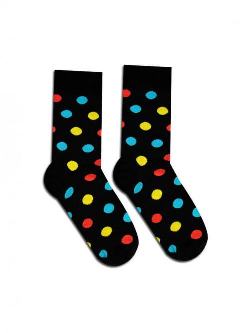 Ponožky Bodky 90's Hesty Socks