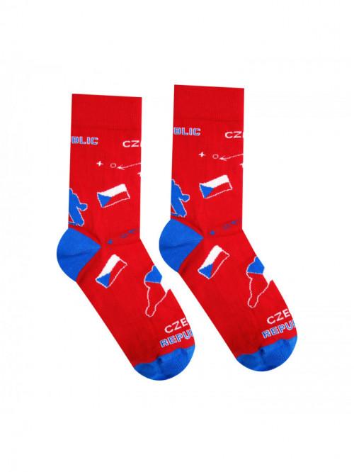 Ponožky Hesty Socks Hokej Česko