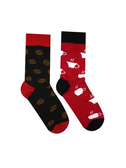 Ponožky Milovník Kávy Hesty Socks