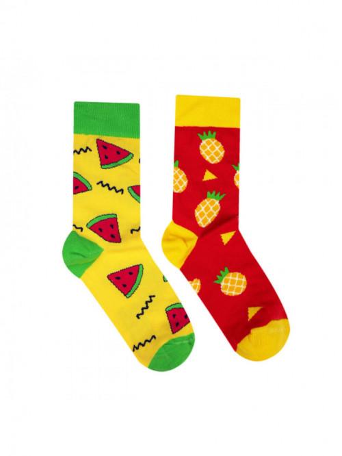 Ponožky Meloun & Ananas Hesty Socks