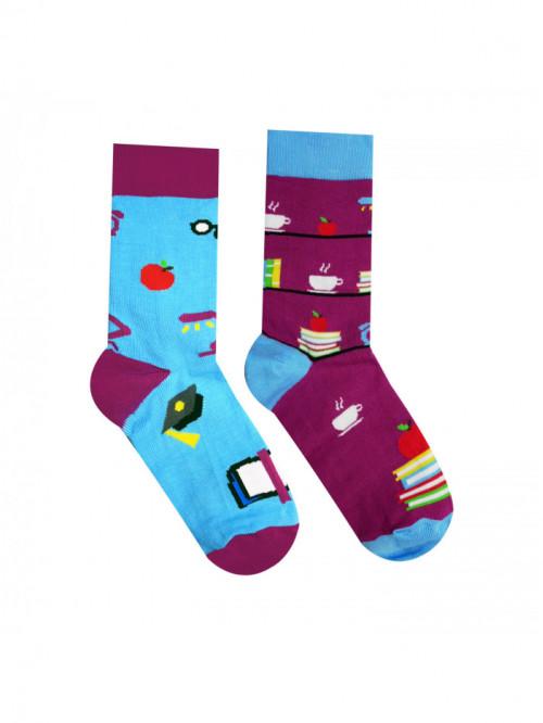 Ponožky Knihomol Hesty Socks