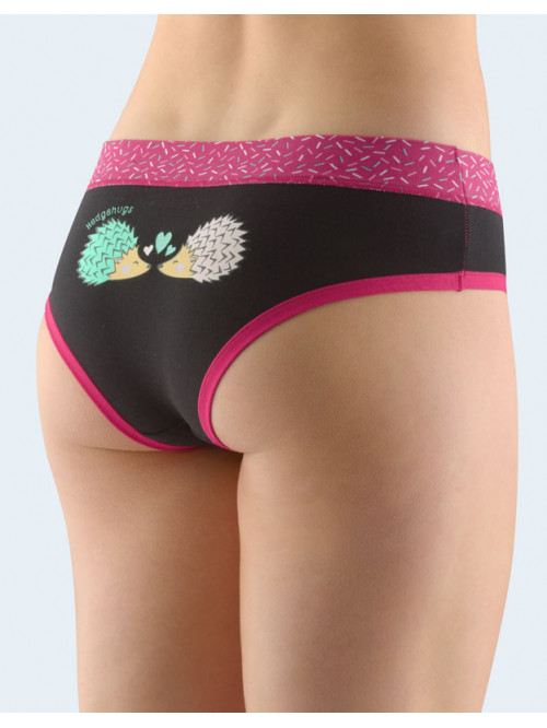 Kalhotky Gina Hedgehog Pink