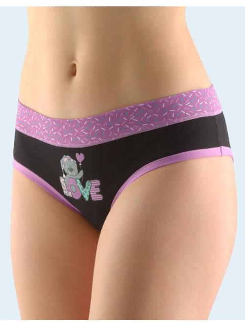 Kalhotky Gina Love Purple