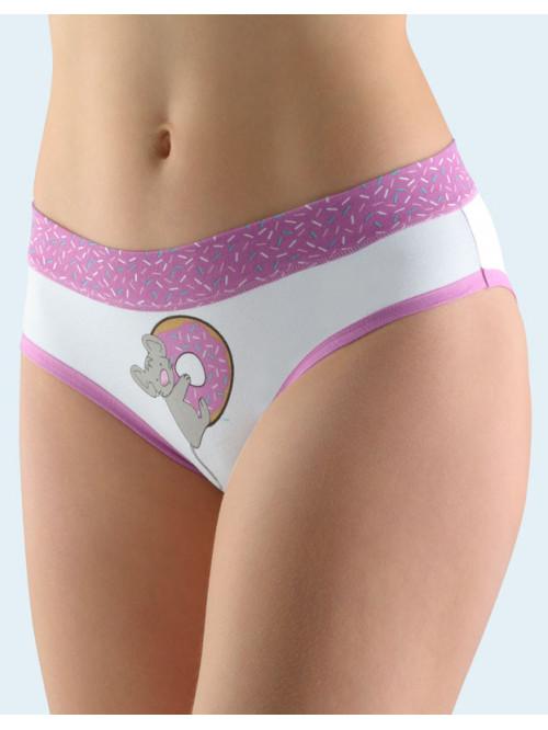 Kalhotky Gina Mouse Purple