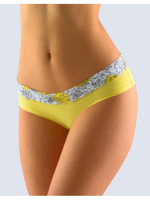 Kalhotky Gina Rose Yellow