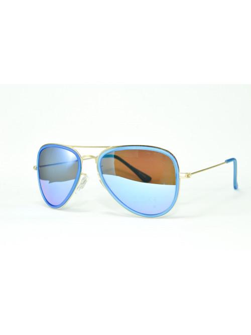 Sluneční brýle Aviator Pilot XS blue