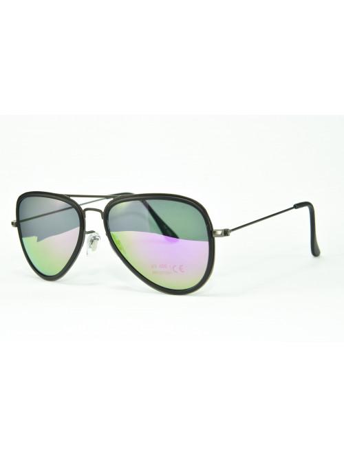 Sluneční brýle Aviator Pilot XS Purple