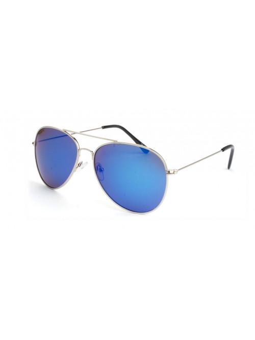 Sluneční brýle Aviator Pilot Blue