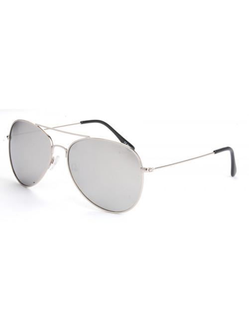 Sluneční brýle Aviator Pilot Steel