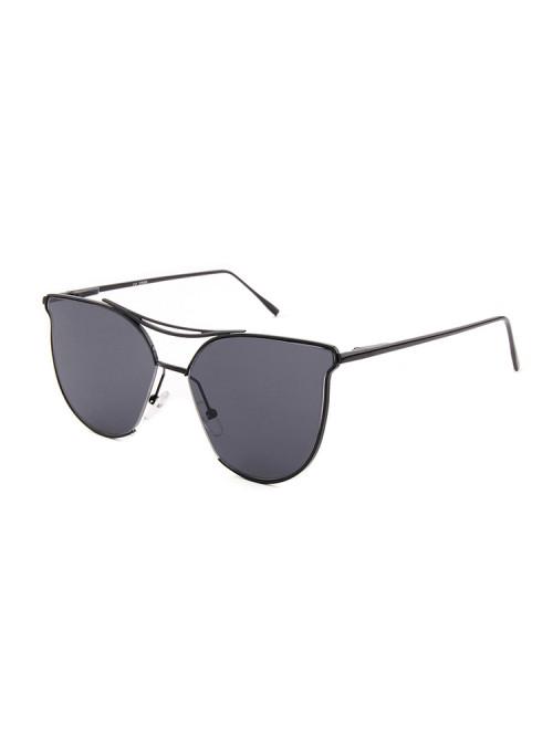 Sluneční brýle Aviator Lady Black
