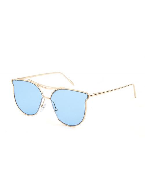 Sluneční brýle Aviator Lady Blue dámské