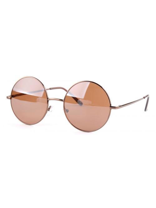Sluneční brýle Lenonky Simple Brown