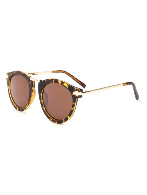 Sluneční brýle Retro Bold Tortoise