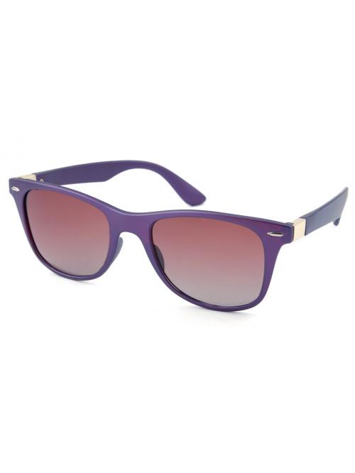 Sluneční brýle Premium Purple polarizační