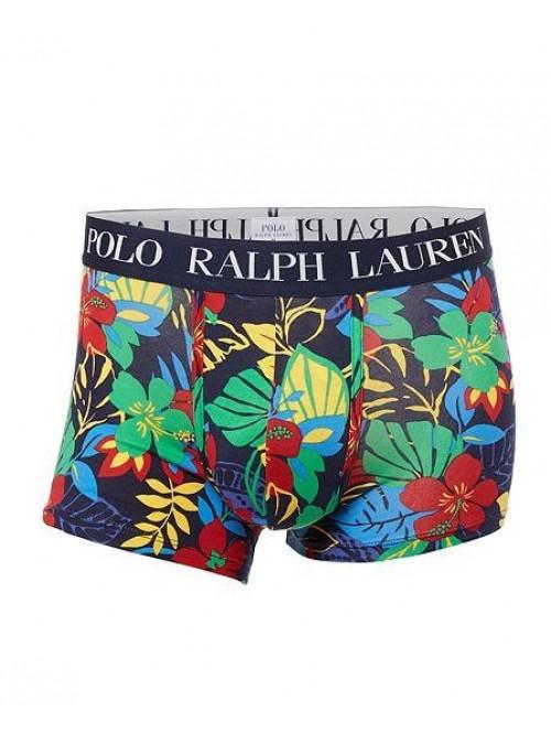 Pánské boxerky Polo Ralph Lauren Cruise Navy Hibiscus barevné