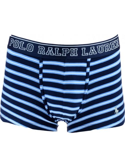 Pánské boxerky Polo Ralph Lauren Cruise Navy Multi Stripe Nevis PP tmavomodré
