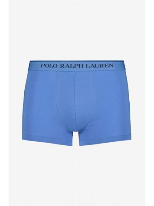 Pánské boxerky Polo Ralph Lauren  Classic Pouch Trunk Stretch Cotton modré