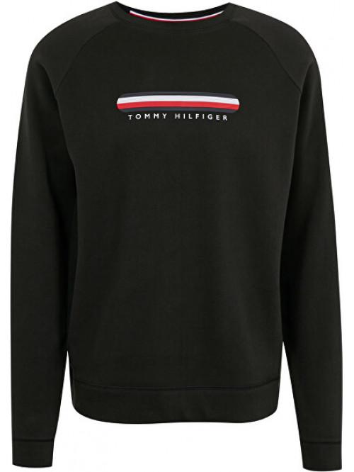 Pánská mikina Tommy Hilfiger SEACELL-TRACK TOP černá