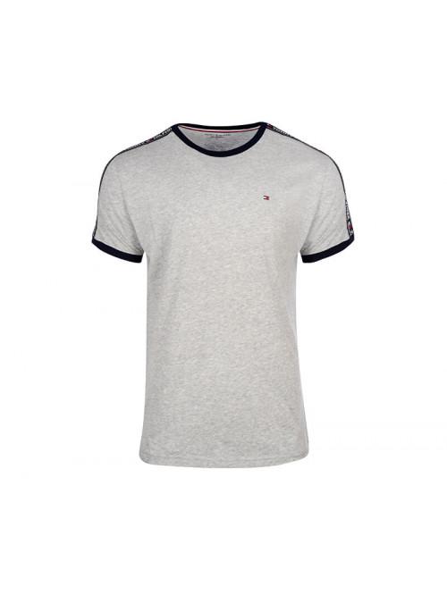 Pánské tričko Tommy Hilfiger  RN TEE SS šedé