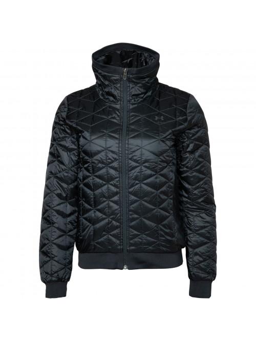 Dámská bunda Under Armour CG Reactor Performance Jacket černá