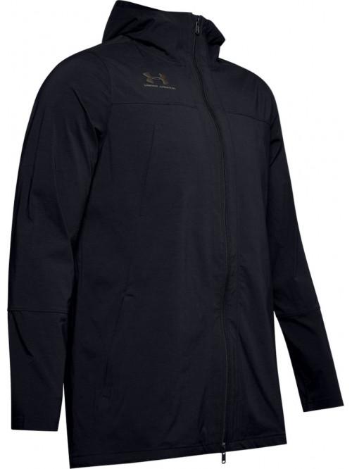Pánská bunda Under Armour Accelerate Terrace Jacket černá