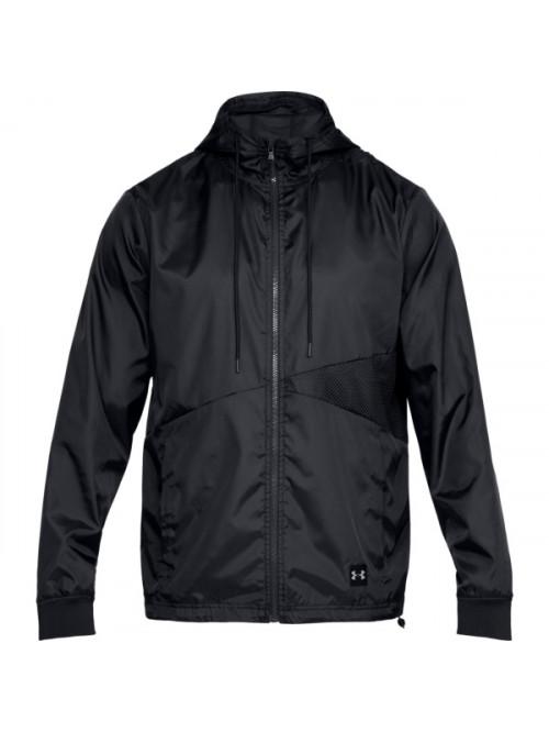 Pánská bunda Under Armour Unstoppable Windbreaker černá