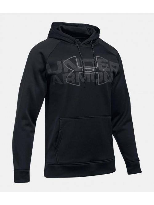 Pánská mikina Under Armour Graphic Hoodie černá