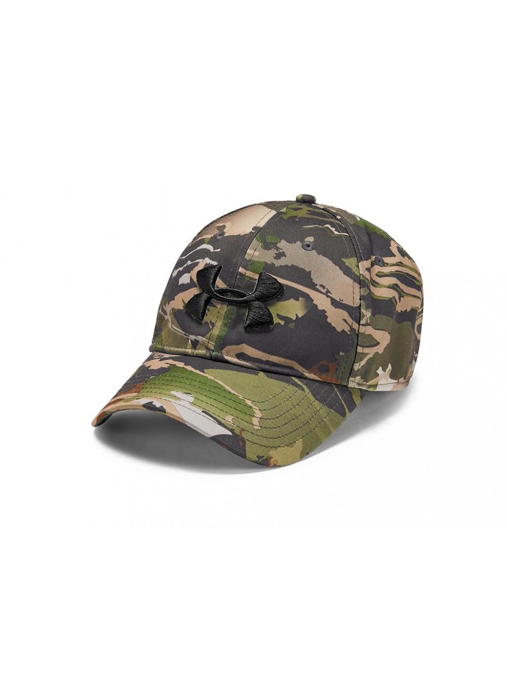 Pánská kšiltovka Under Armour Camo Cap army zelená