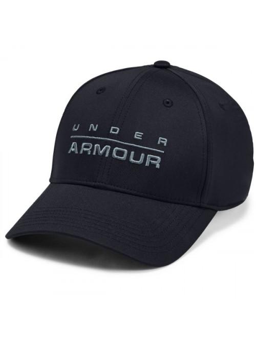 Pánská kšiltovka Under Armour Wordmark STR černá