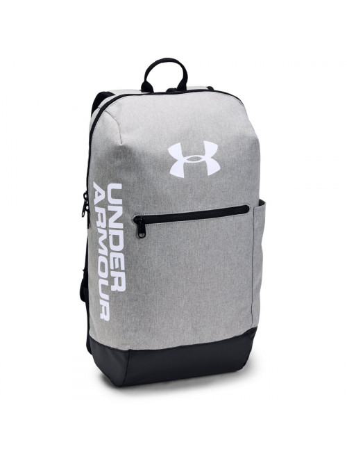 Batoh Under Armour Patterson Backpack-GRY šedý
