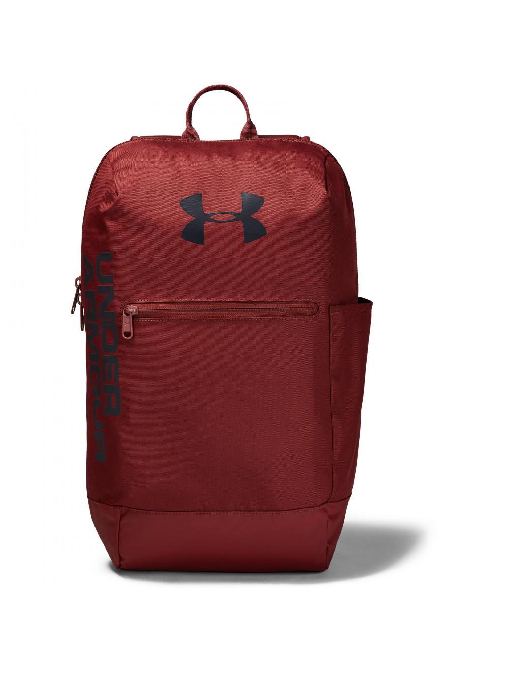 Batoh Under Armour Patterson Backpack-RED červený