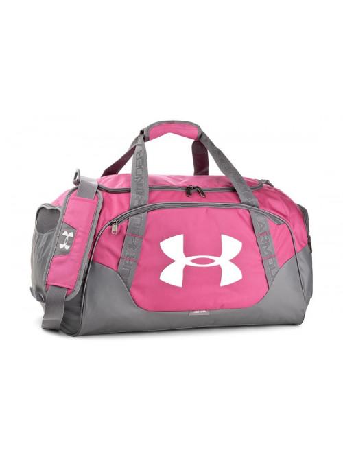 Sportovní taška Under Armour Undeniable Duffel růž...