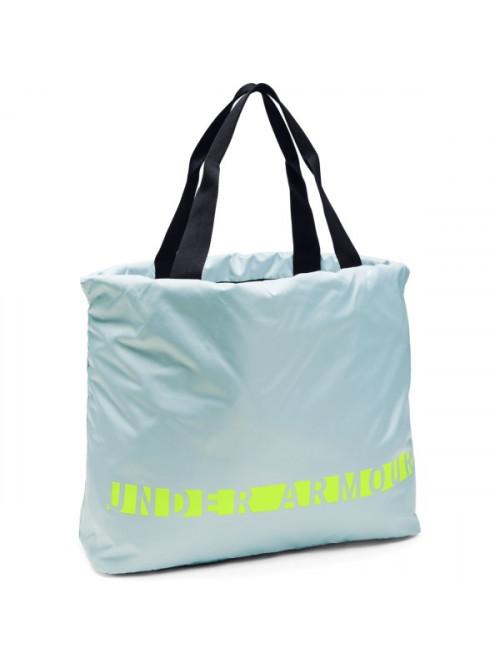 Dámská taška Under Armour Favorite Graphic Tote světlemodrá