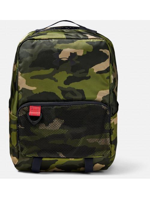 Chlapecký batoh Under Armour Select Backpack zelený