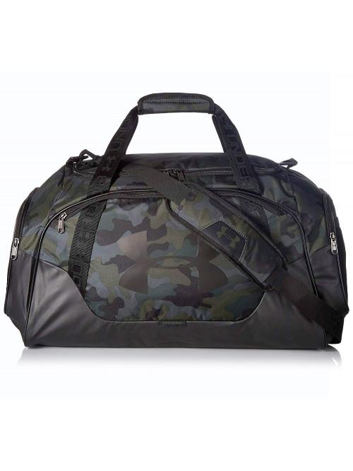 Sportovní taška Under Armour Undeniable Duffel maskáčová 40l