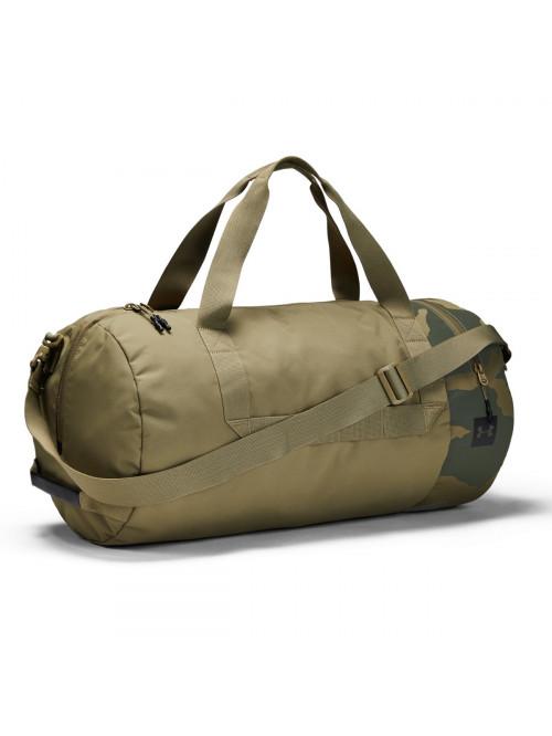 Sportovní taška Under Armour Sportstyle Duffel maskáč