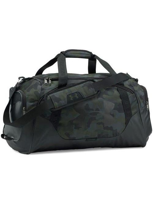 Sportovní taška Under Armour Undeniable Duffel maskáčová 60l